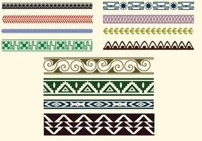 Dekorative Versace Border vektor