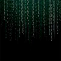 grüner technologischer Hintergrund