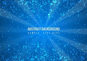 Free Vector Shiny Blue Background