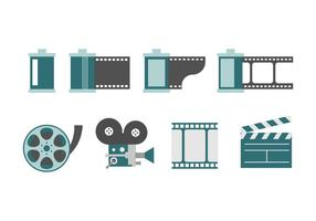 Free Film Kanister Vektor
