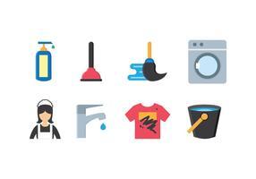 Freie Maid Icon Set