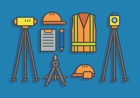 Surveyor-Vektor vektor