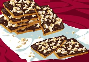 Toffee Free Vector