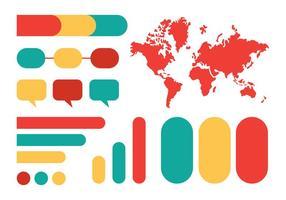 Infografik-Vorlage vektor