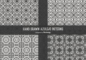 Azulejo mönster vektor pack
