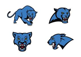 Gratis Panthers Vector