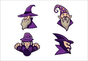 Free Wizards Vector