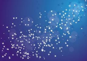 Stardust Hintergrund Vektor