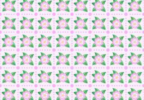 Freie Camellia-Muster-Vektor