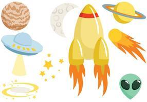 Free Space Vektoren
