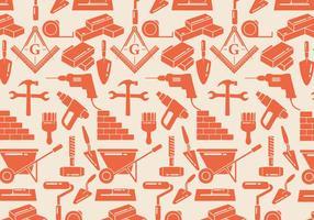 Murverk mönster vektor