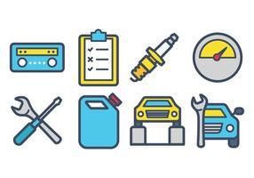 Auto-Service-Icons