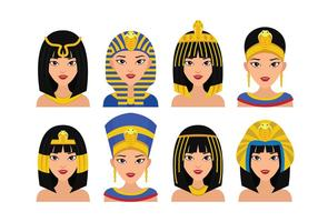 Kleopatra Königin Vector