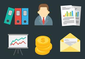 Free Business Icons Vector