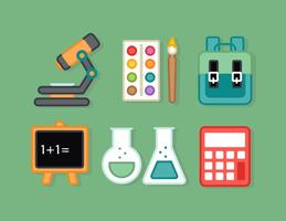 Fri Education Elements vektor