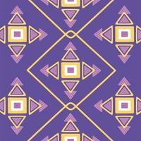 etniska handgjorda. folklore trendiga motiv bakgrund vektor