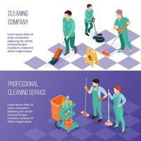 Reinigungsservice Banner