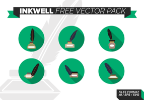 Inkwell Free Vector-Pack