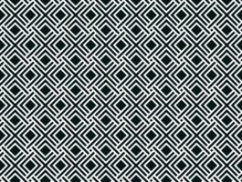 geometrisches Schwarzweiss-Muster