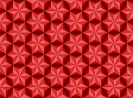 Hintergrund der roten Sterne