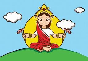 Illustration av indiska kvinnor