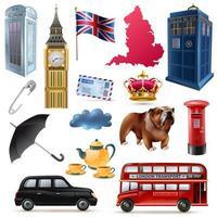 England London Set
