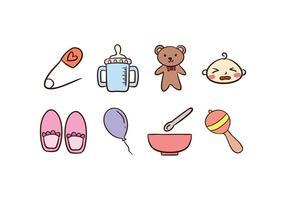 Baby-Icon Set