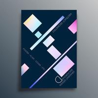 linjär lutning konsistens för tapeter, flygblad, affisch, broschyr
