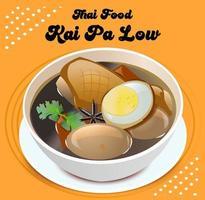 Kai Pa Low Thai Essen