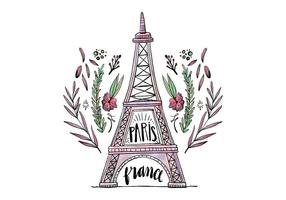 Gratis Eiffeltornet
