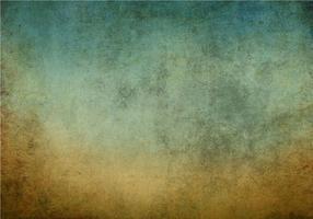 Blau und Braun Grunge Wall Free Vector Texture