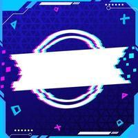 Cyber Montag Techno Hintergrund vektor