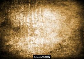 Brown Grunge alte Textur Vektor