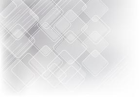 Grey Gradient Zusammenfassung Hintergrund vektor