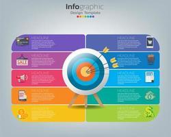online shoppingkoncept, teknik och sociala medier. vektor