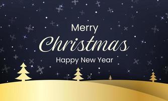 jul hälsning bakgrund vektor