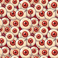 ögonboll zombie mönster