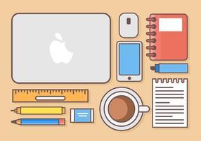 Kostenlose Creative Starter Pack Vektor