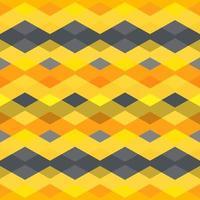 geometrisches nahtloses Muster vektor