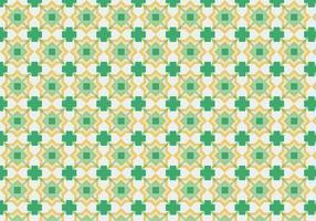 Färgrik Square mönster bakgrund