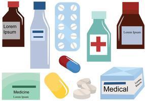 Kostenlose Medizin Vektoren