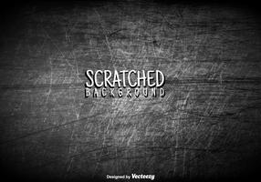 Vektor Scratched Vägg
