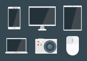 Freie Tecnologia Icons Vector