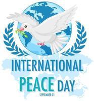 internationella fredsdagen