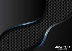 abstrakter Hintergrund mit dunklem und blauem Licht