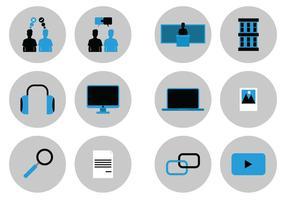 Vektor Business Icons