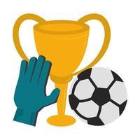 Fußball Sport Turnier Spiel Collage