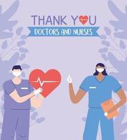 hälsnings- och tacksamhetssammansättning för vårdpersonal