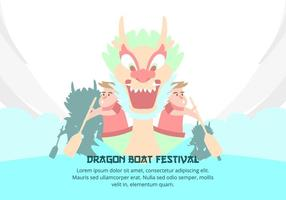 Drakbåtsfestivalen Bakgrund