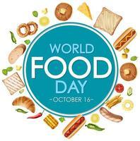 Welternährungstag Banner